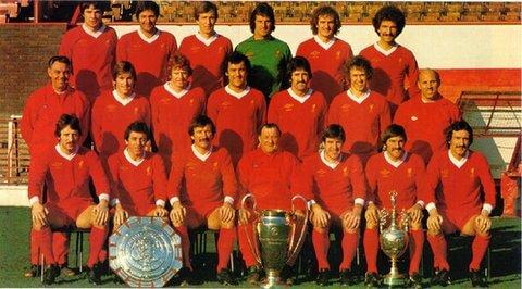 FC Liverpool 1977
