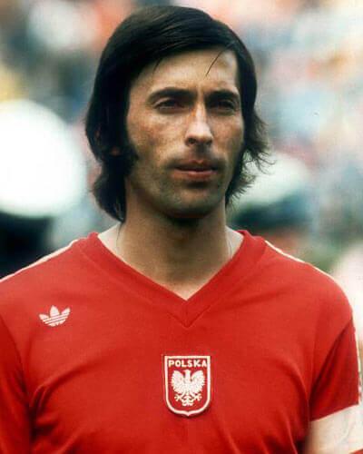 Kazimierz Deyna - Legendy polskiego futbolu