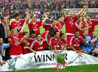 Bayern Monachium 2001