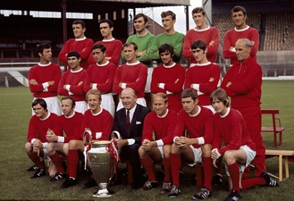 Manchester United 1968