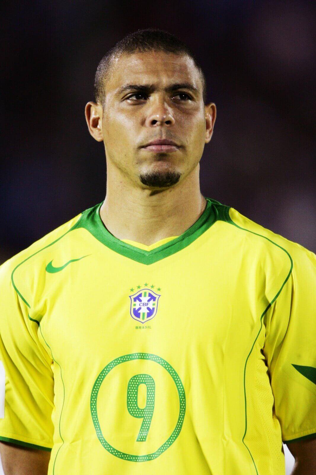 Ronaldo - legendy futbolu, najlepsi piłkarze