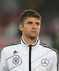 Thomas Müller Austria vs. Germany 2012 FIFA
