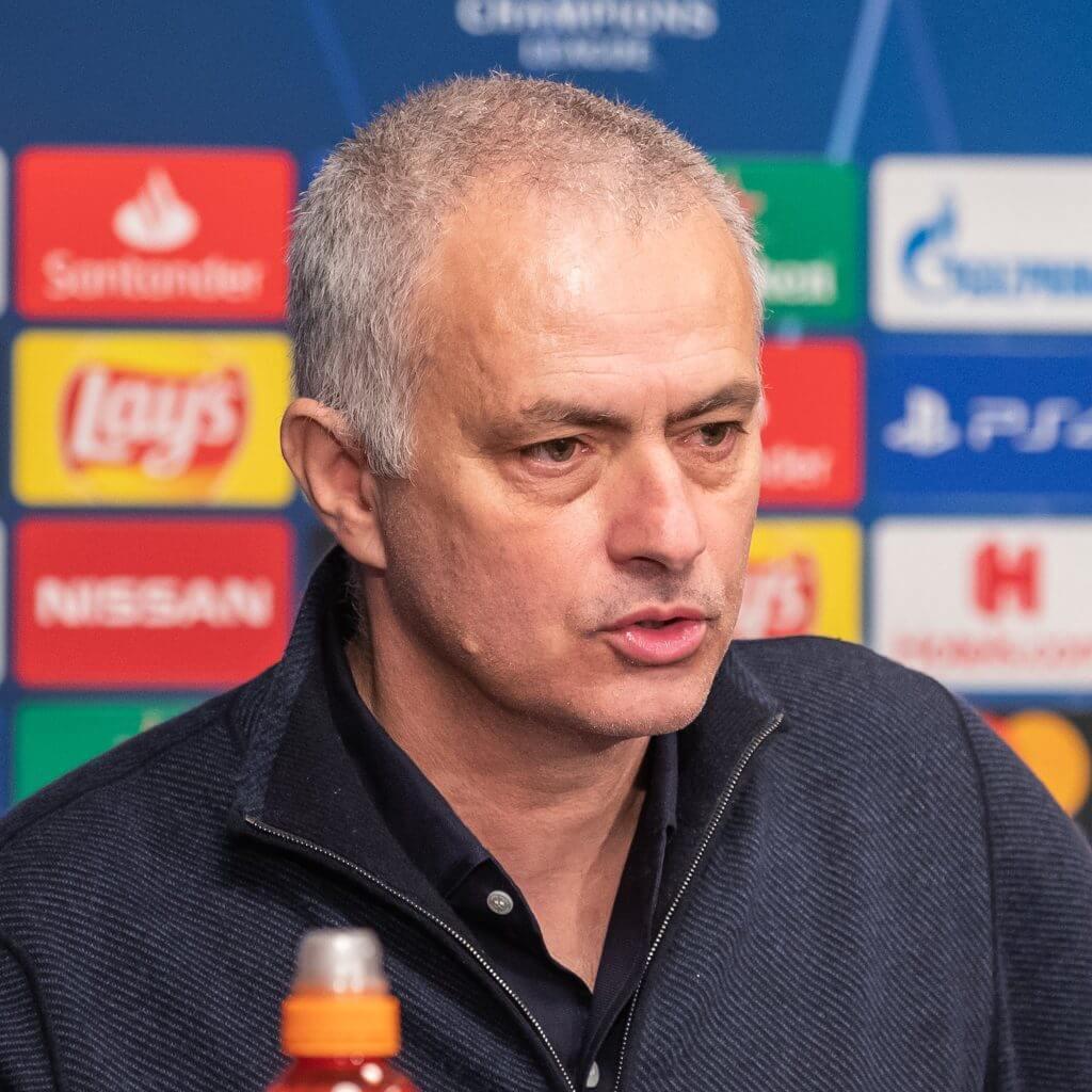 Jose Mourinho trener Tottenham