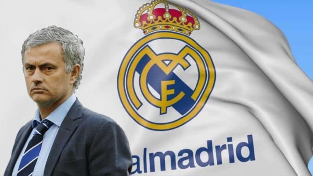 Jose Mourinho trenerem Realu Madryt