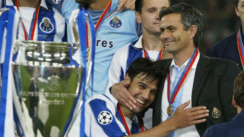 Jose Mourinhos mistrzostwo FC Porto 2004