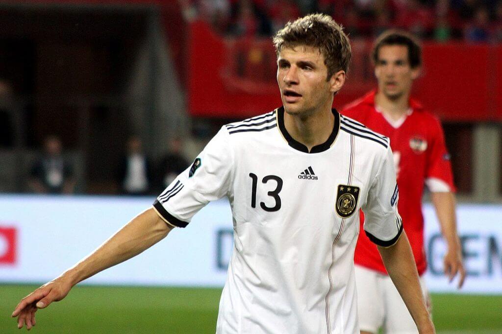 Thomas Müller w niemieckiej reprezentacji piłki nożnej