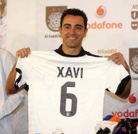 Xavi Hernandez hiszpański piłkarz